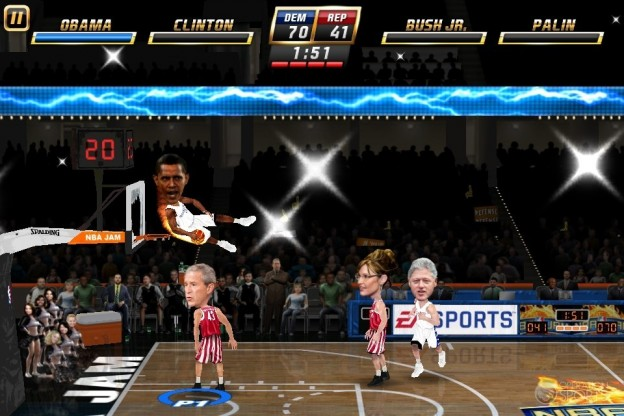 NBA Jam Screenshot #3 for iPhone
