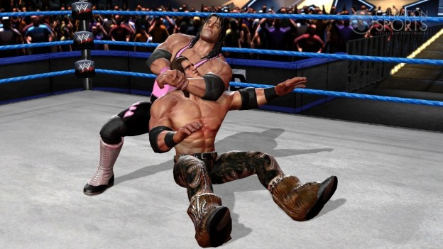 WWE All Stars Screenshot #36 for Xbox 360