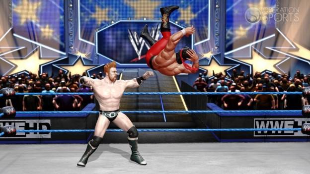 WWE All Stars Screenshot #39 for Xbox 360