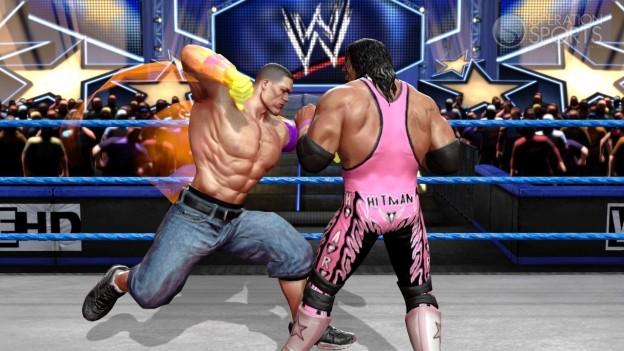 WWE All Stars Screenshot #41 for Xbox 360