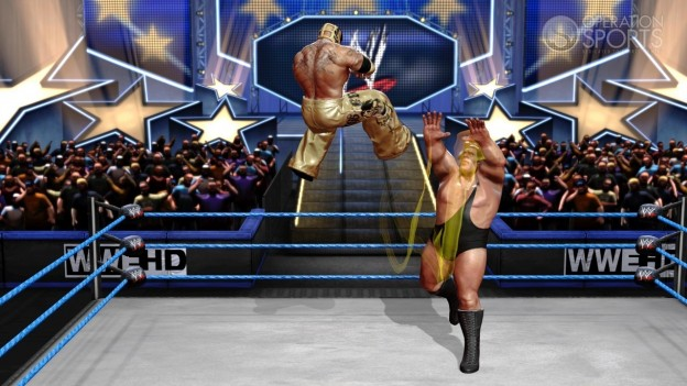 WWE All Stars Screenshot #45 for Xbox 360