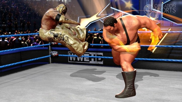 WWE All Stars Screenshot #46 for Xbox 360