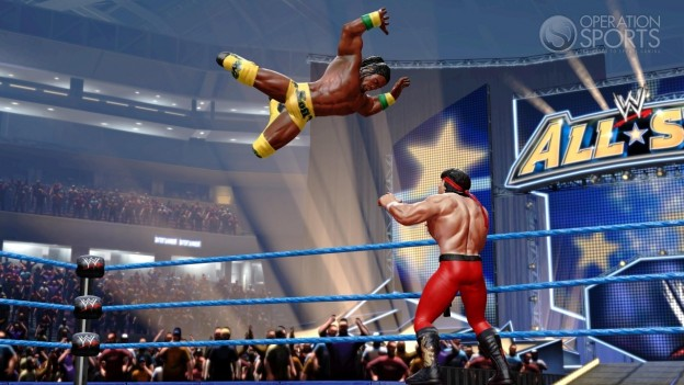 WWE All Stars Screenshot #47 for Xbox 360
