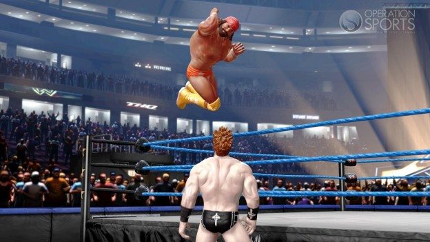WWE All Stars Screenshot #48 for Xbox 360