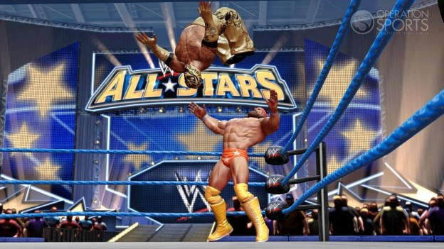 WWE All Stars Screenshot #50 for Xbox 360