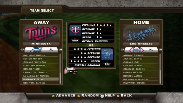 Major League Baseball 2K8 Screenshot #37 for Xbox 360