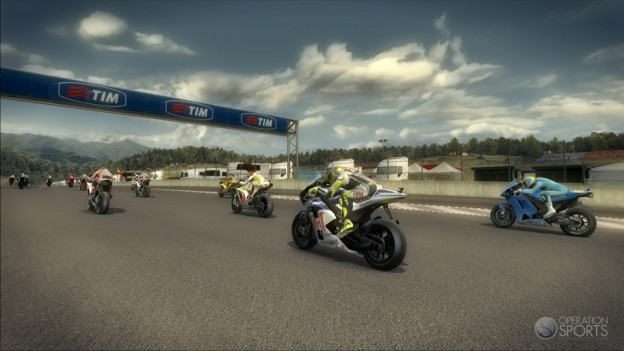 MotoGP 10/11 Screenshot #50 for Xbox 360