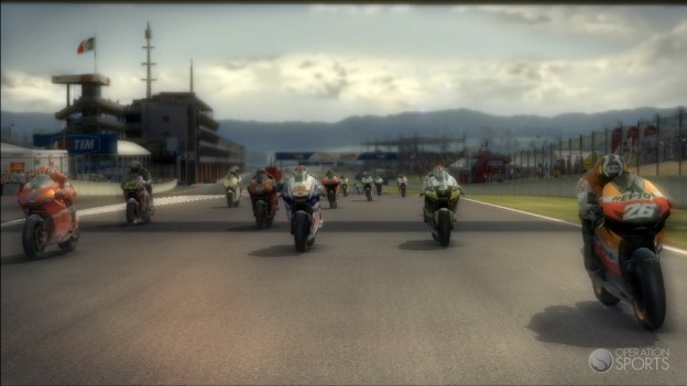 MotoGP 10/11 Screenshot #51 for Xbox 360