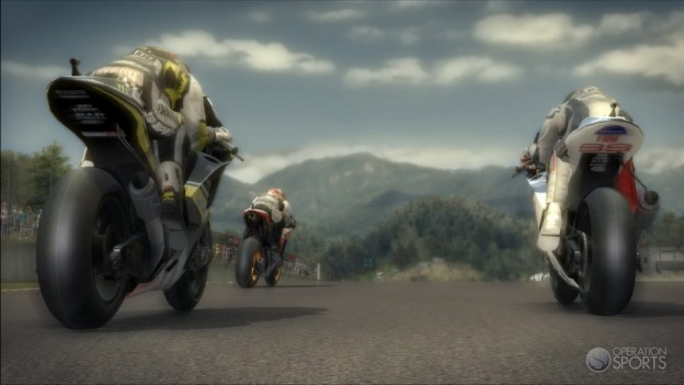 MotoGP 10/11 Screenshot #52 for Xbox 360