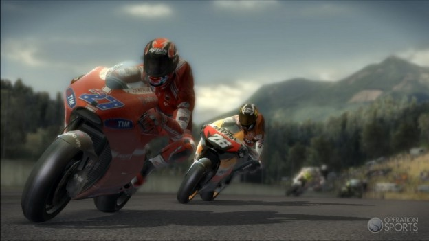 MotoGP 10/11 Screenshot #53 for Xbox 360