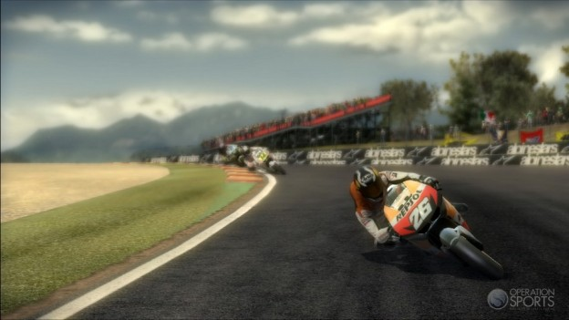 MotoGP 10/11 Screenshot #54 for Xbox 360