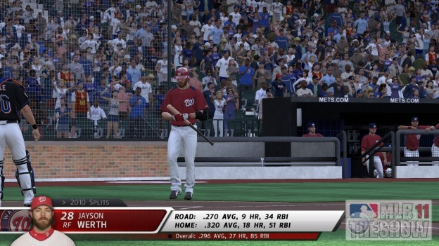 MLB 11 The Show Screenshot #42 for PS3