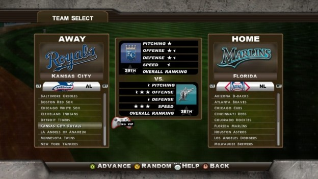 Major League Baseball 2K8 Screenshot #39 for Xbox 360