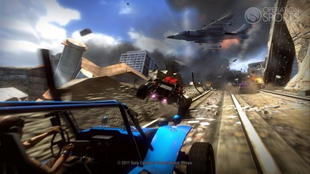 MotorStorm Apocalypse Screenshot #35 for PS3