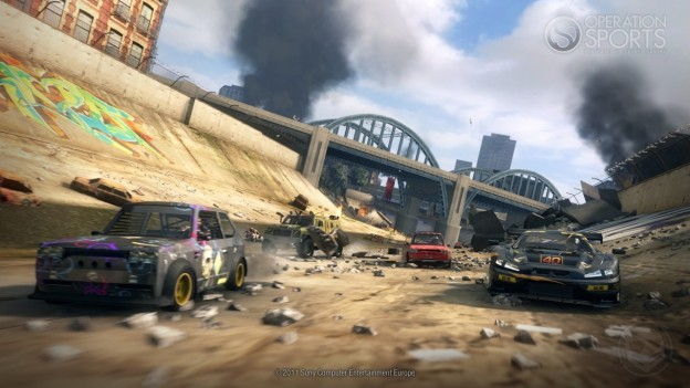 MotorStorm Apocalypse Screenshot #36 for PS3