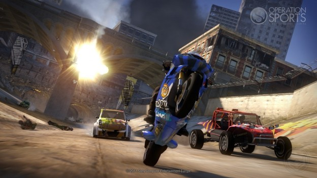 MotorStorm Apocalypse Screenshot #37 for PS3