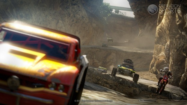 MotorStorm Apocalypse Screenshot #38 for PS3