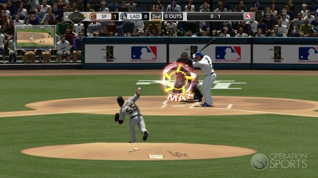 Major League Baseball 2K11 Screenshot #49 for Xbox 360