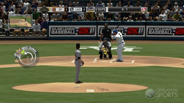 Major League Baseball 2K11 Screenshot #50 for Xbox 360