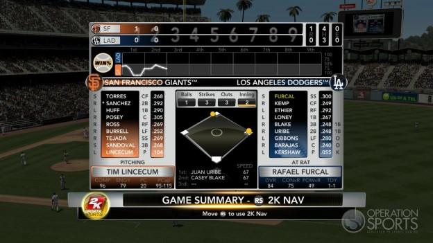 Major League Baseball 2K11 Screenshot #53 for Xbox 360