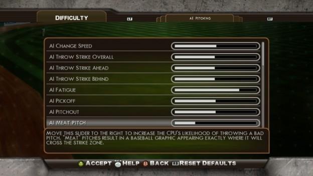 Major League Baseball 2K8 Screenshot #49 for Xbox 360