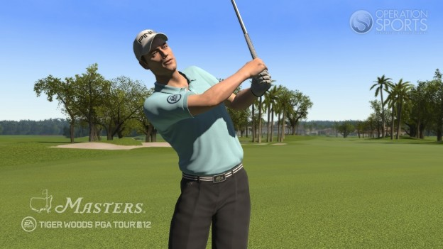 Tiger Woods PGA TOUR 12: The Masters Screenshot #50 for PS3