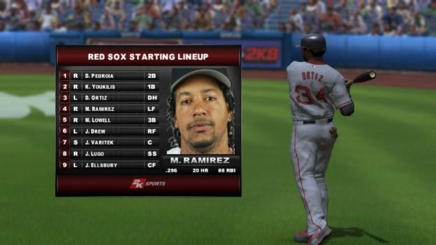 Major League Baseball 2K8 Screenshot #51 for Xbox 360