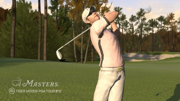 Tiger Woods PGA TOUR 12: The Masters Screenshot #58 for PS3