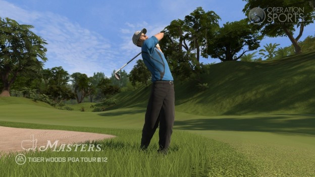 Tiger Woods PGA TOUR 12: The Masters Screenshot #60 for PS3