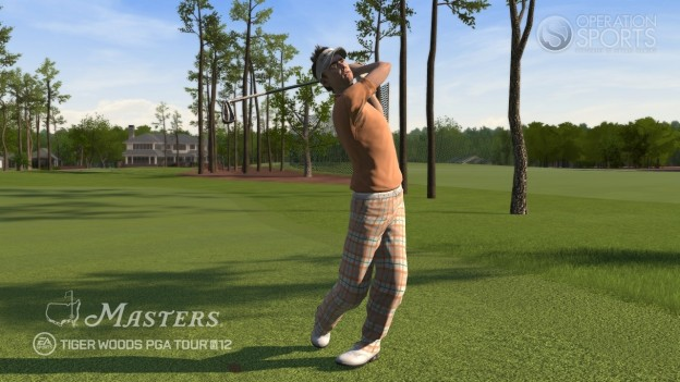 Tiger Woods PGA TOUR 12: The Masters Screenshot #67 for PS3