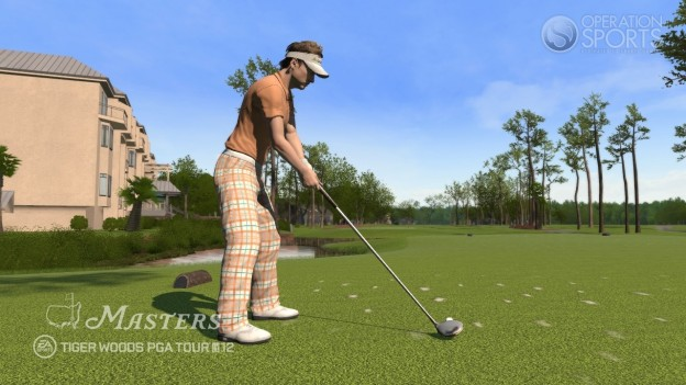 Tiger Woods PGA TOUR 12: The Masters Screenshot #68 for PS3