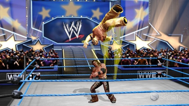 WWE All Stars Screenshot #56 for Xbox 360