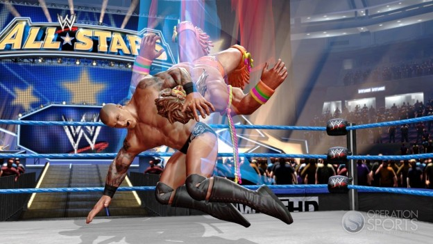 WWE All Stars Screenshot #57 for Xbox 360
