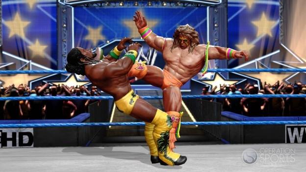 WWE All Stars Screenshot #59 for Xbox 360