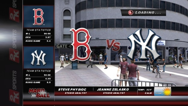 Major League Baseball 2K8 Screenshot #54 for Xbox 360