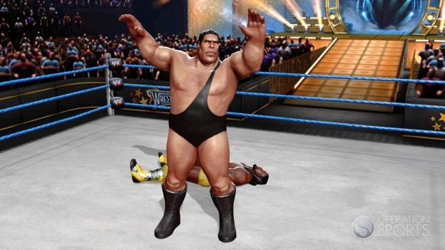 WWE All Stars Screenshot #67 for Xbox 360