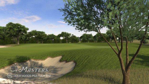 Tiger Woods PGA TOUR 12: The Masters Screenshot #70 for PS3