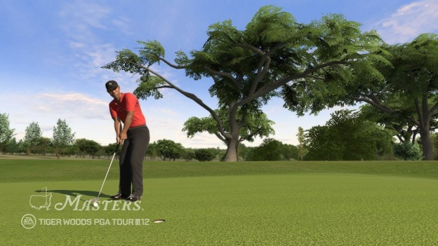 Tiger Woods PGA TOUR 12: The Masters Screenshot #72 for PS3