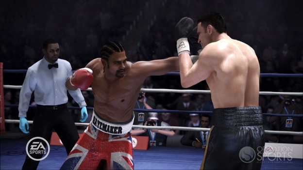 Fight Night Champion Screenshot #57 for Xbox 360