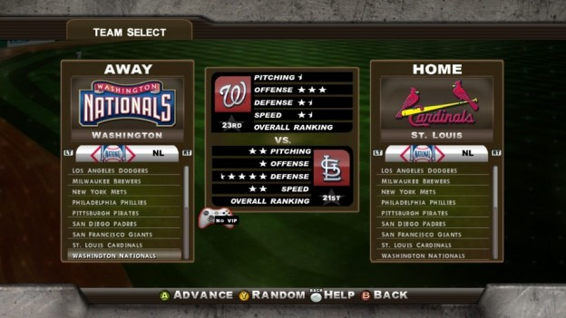 Major League Baseball 2K8 Screenshot #56 for Xbox 360