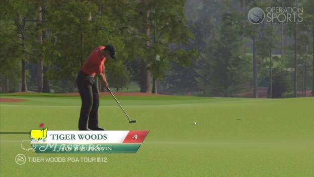 Tiger Woods PGA TOUR 12: The Masters Screenshot #76 for PS3