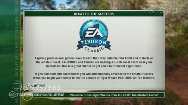 Tiger Woods PGA TOUR 12: The Masters Screenshot #77 for PS3