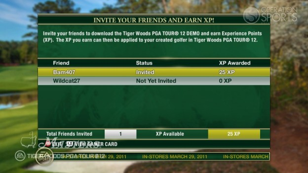 Tiger Woods PGA TOUR 12: The Masters Screenshot #78 for PS3