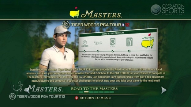 Tiger Woods PGA TOUR 12: The Masters Screenshot #81 for PS3