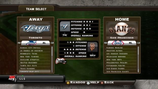 Major League Baseball 2K8 Screenshot #57 for Xbox 360
