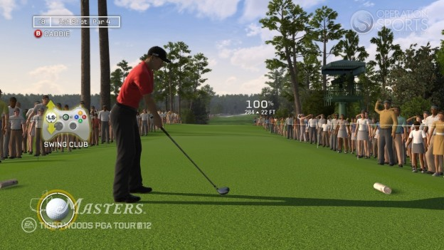 Tiger Woods PGA TOUR 12: The Masters Screenshot #95 for Xbox 360