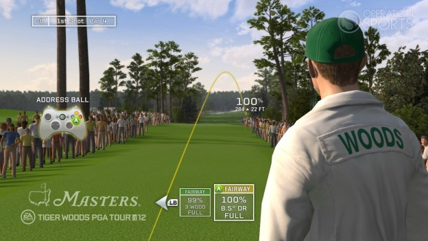 Tiger Woods PGA TOUR 12: The Masters Screenshot #99 for Xbox 360