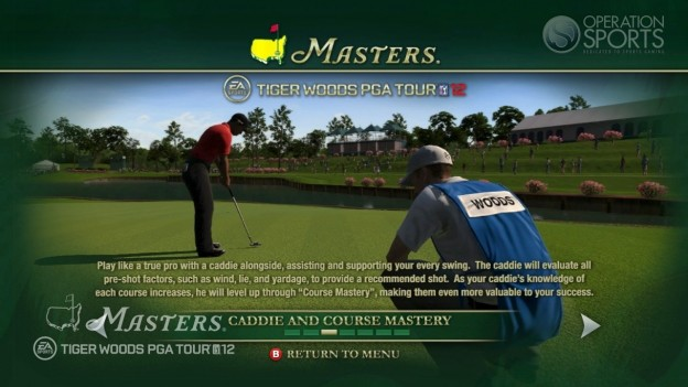 Tiger Woods PGA TOUR 12: The Masters Screenshot #100 for Xbox 360