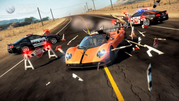 Need for Speed Hot Pursuit Screenshot #10 for Xbox 360