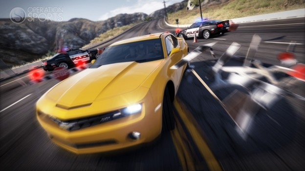 Need for Speed Hot Pursuit Screenshot #12 for Xbox 360
